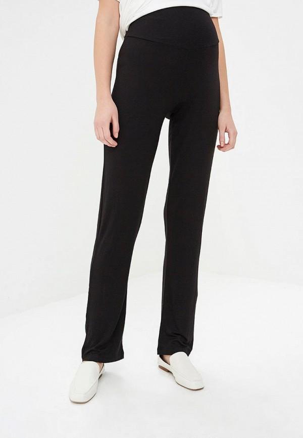 женские повседневные брюки mamalicious, черные