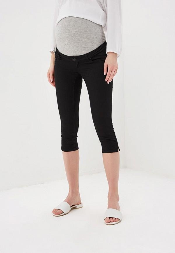 женские джинсы mamalicious, черные