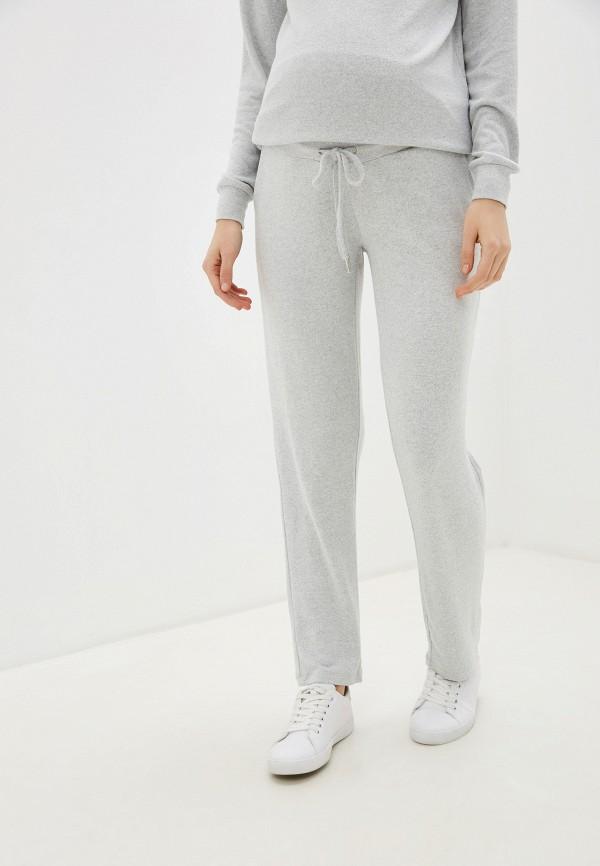 джинсыибрюки джинсы и брюки mamalicious, серые