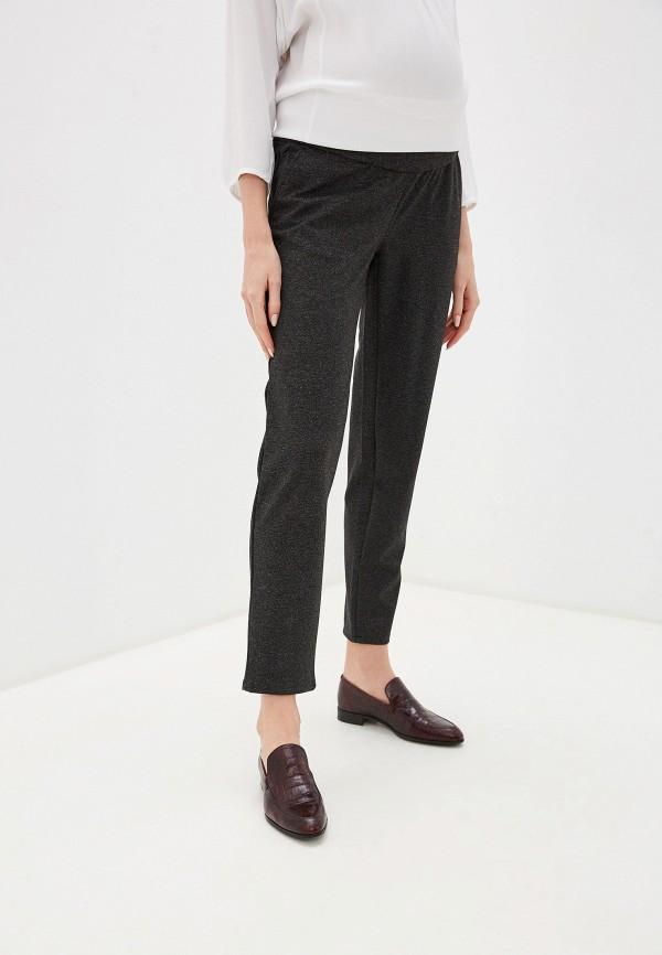 женские повседневные брюки mamalicious, серые
