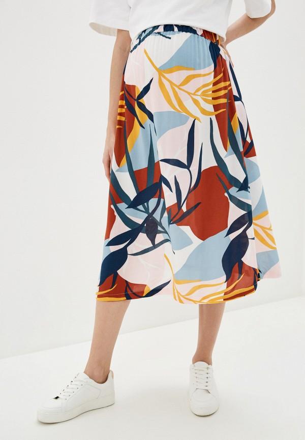 женская юбка mamalicious, разноцветная