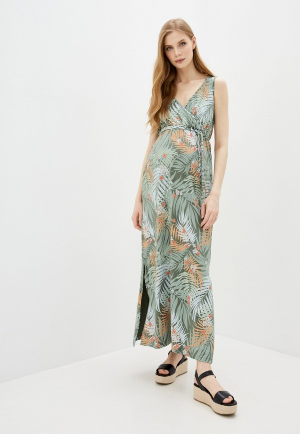 женское платье mamalicious, разноцветное
