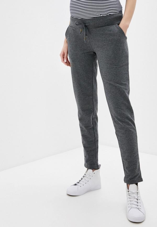 женские спортивные брюки mamalicious, серые