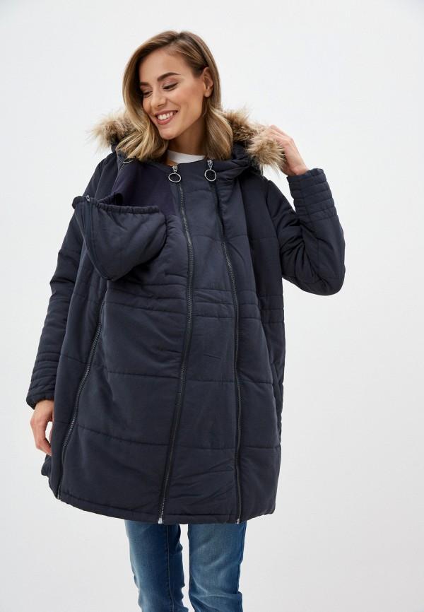 женская куртка mamalicious, серая