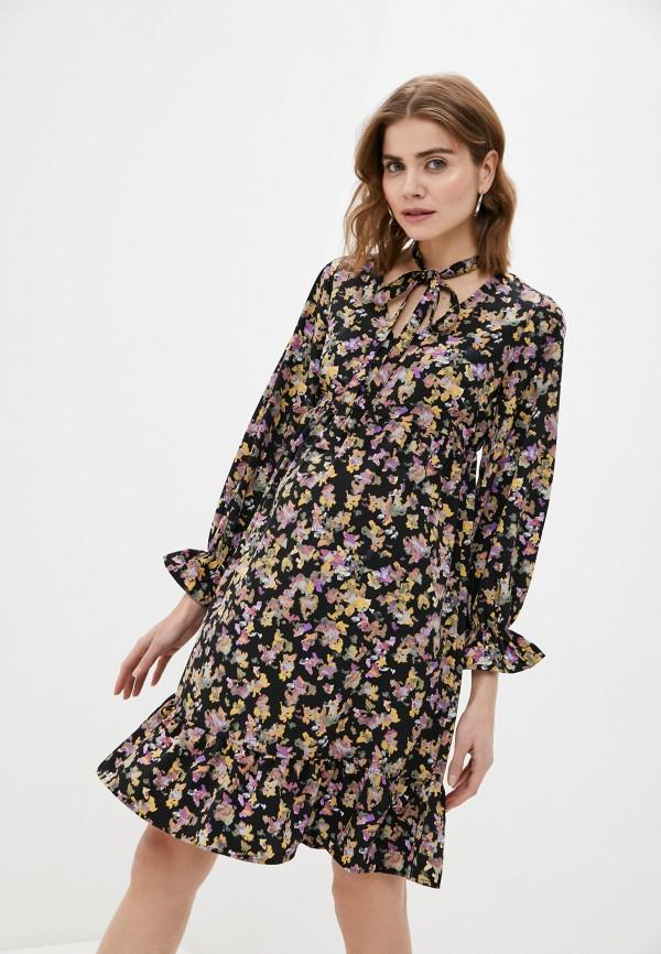 женское повседневные платье mamalicious, разноцветное