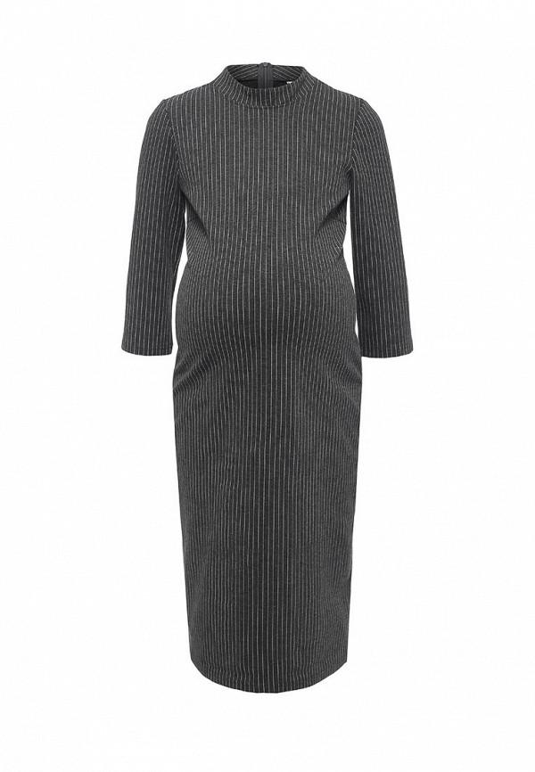 Купить Платье Mamalicious, ma101ewovp69, серый, Весна-лето 2017