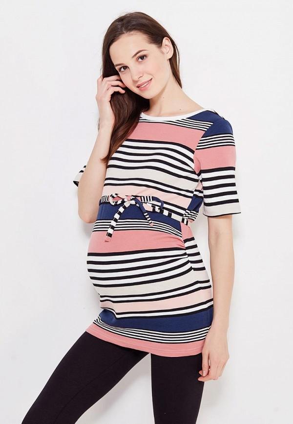 женская футболка для беременных mamalicious, разноцветная