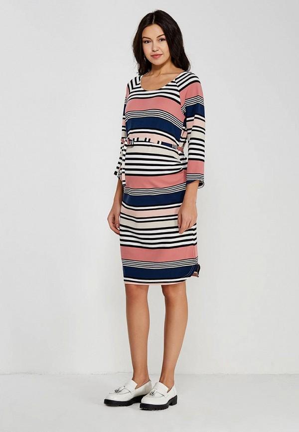Фото 2 - женское платье Mamalicious разноцветного цвета