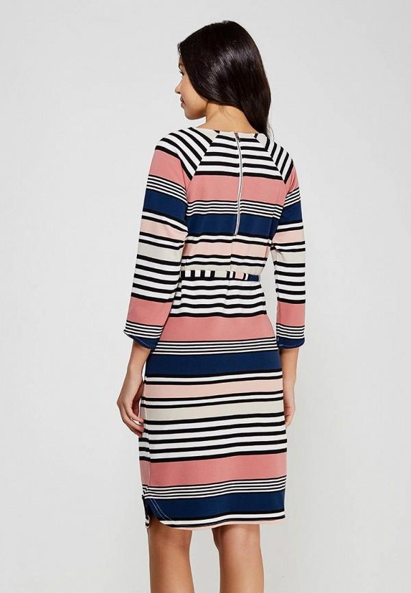 Фото 3 - женское платье Mamalicious разноцветного цвета