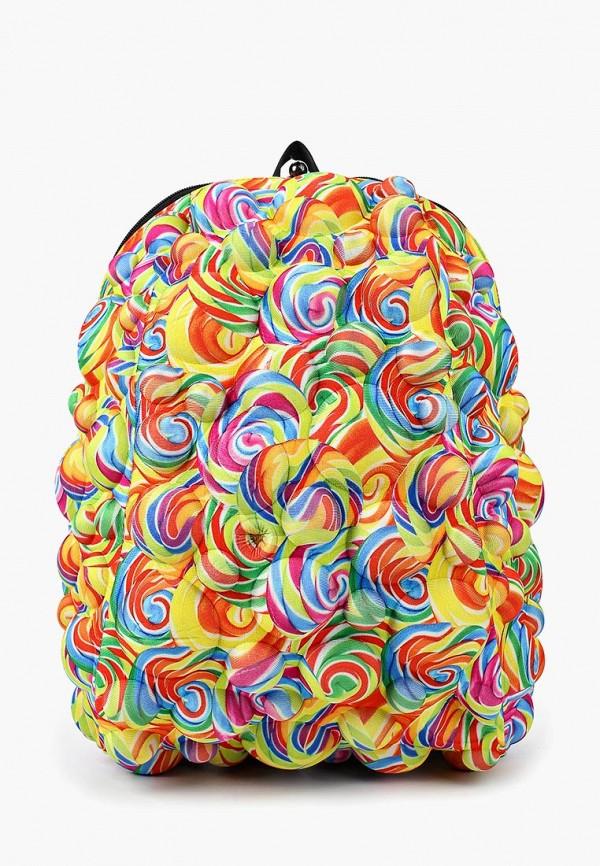Рюкзак MadPax MadPax MA103BGBZCW2 рюкзаки madpax рюкзак