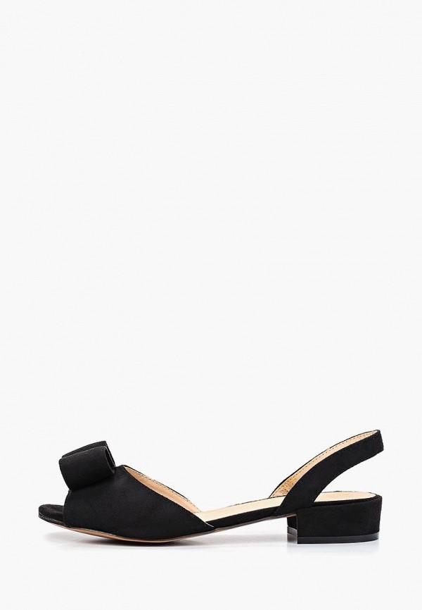 женские сандалии martin pescatore, черные