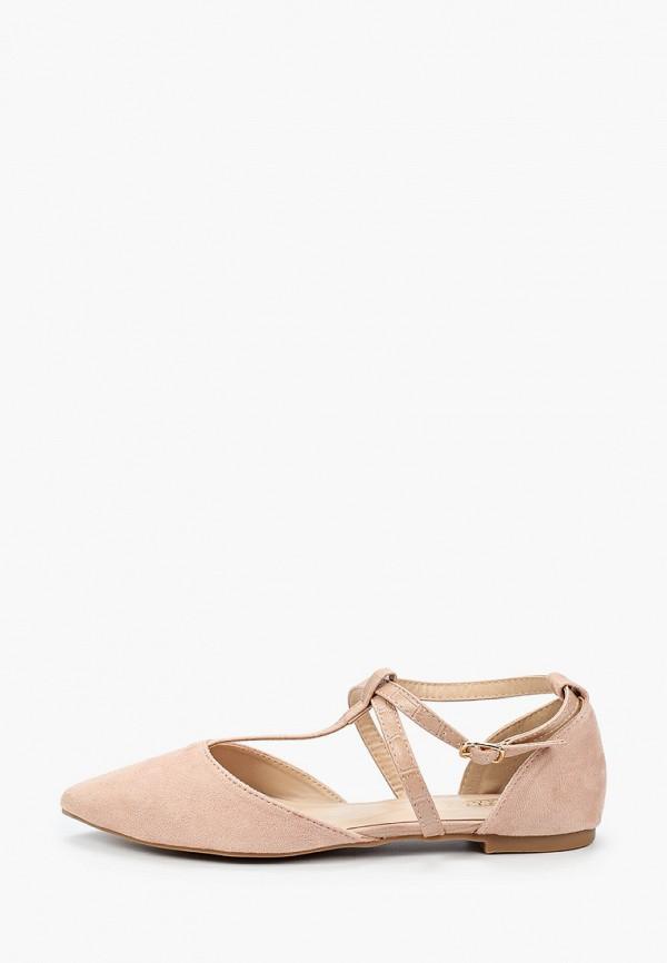 женские туфли martin pescatore, бежевые