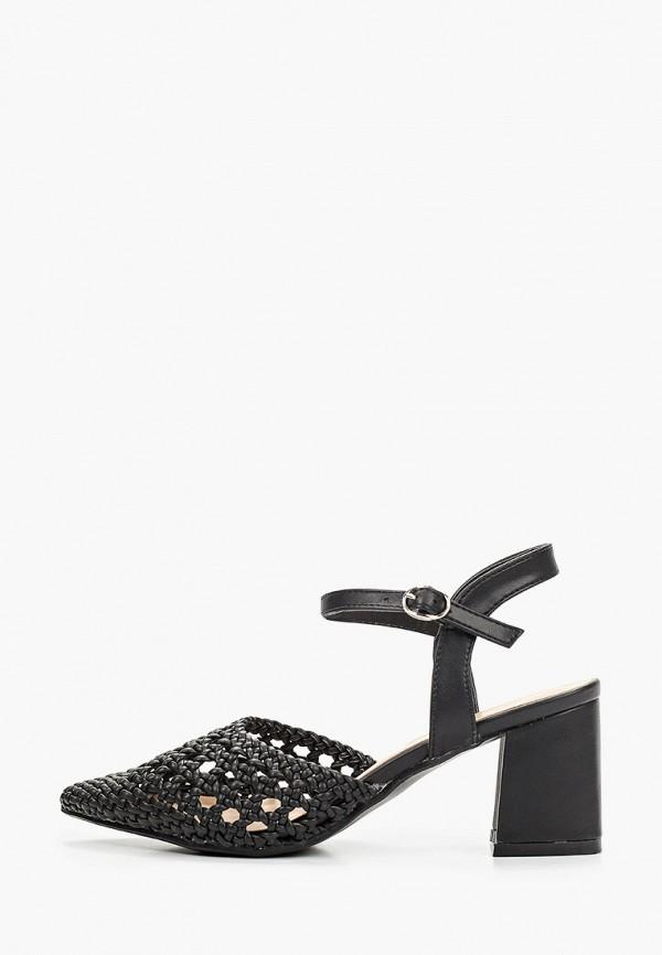 женские туфли martin pescatore, черные