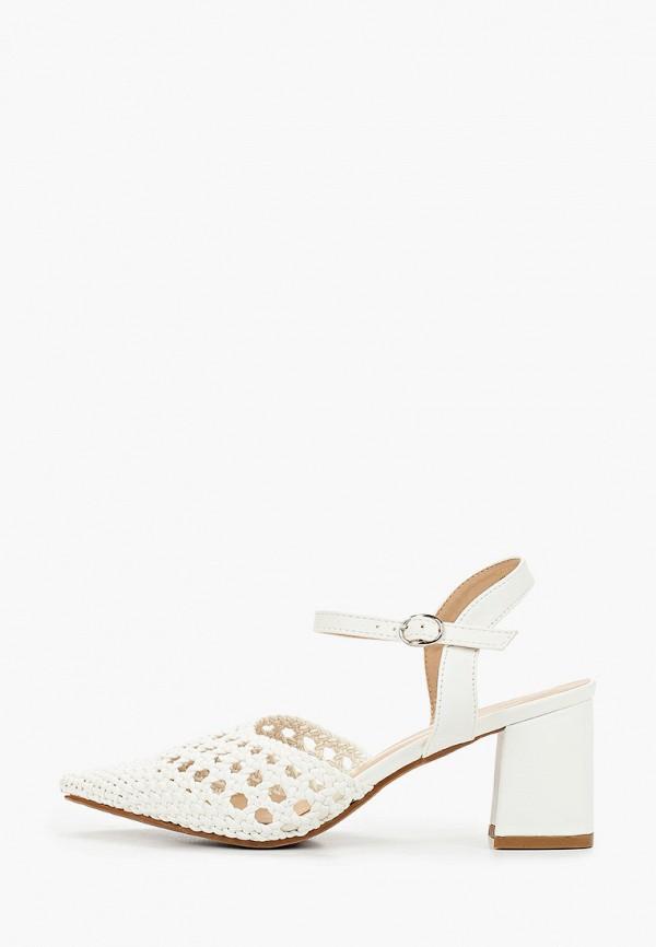 женские туфли martin pescatore, белые