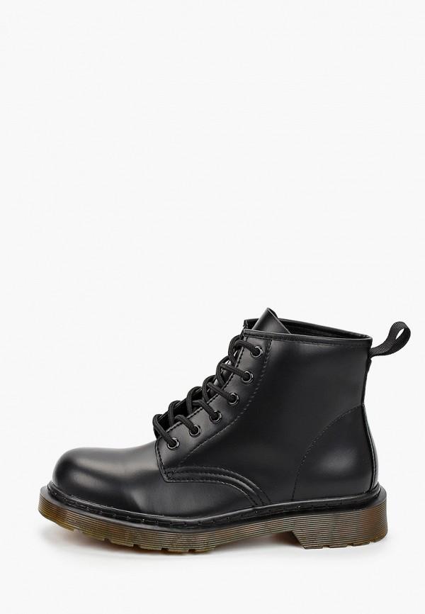 женские ботинки martin pescatore, черные