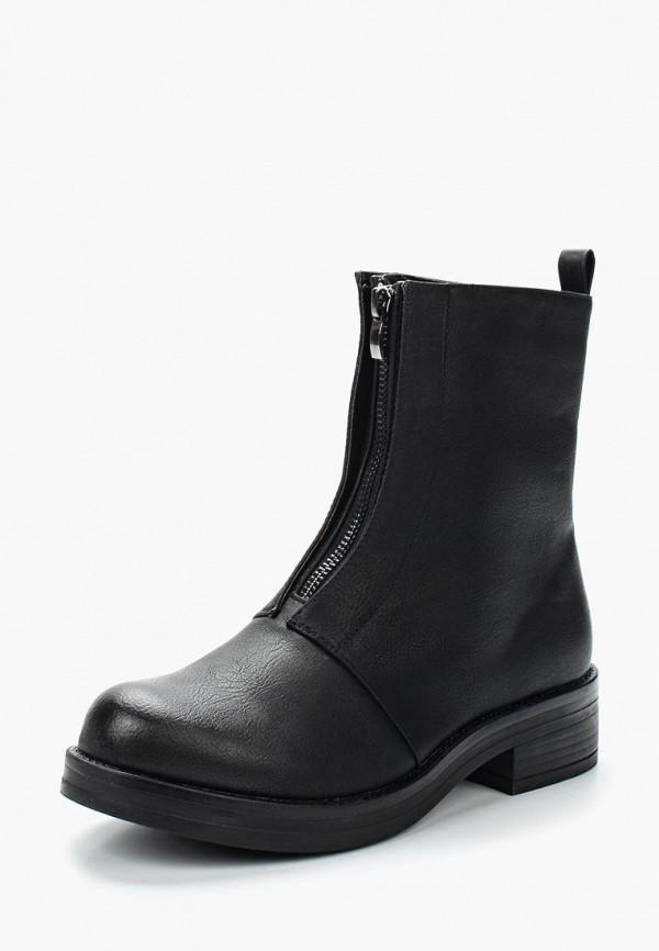 Фото - женские ботинки и полуботинки Martin Pescatore черного цвета