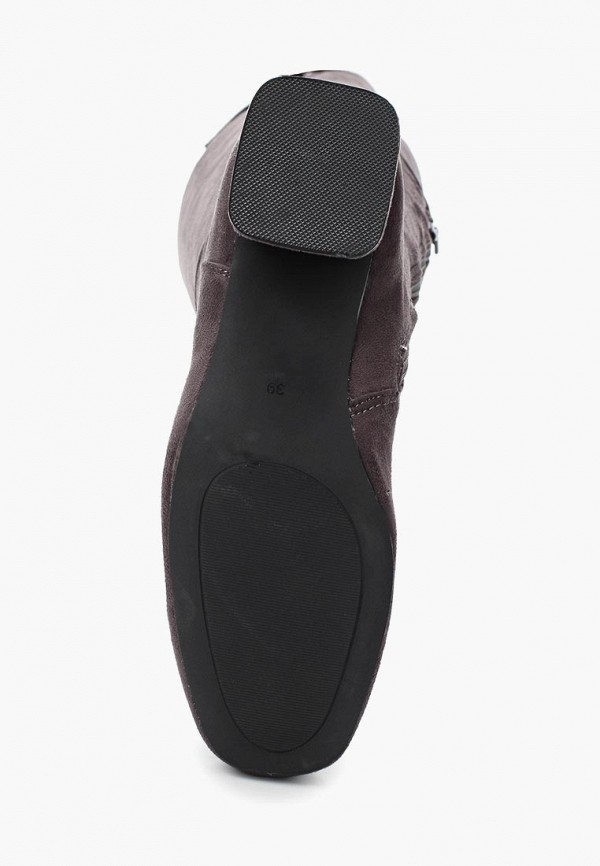 Фото 14 - женские ботфорты Martin Pescatore серого цвета