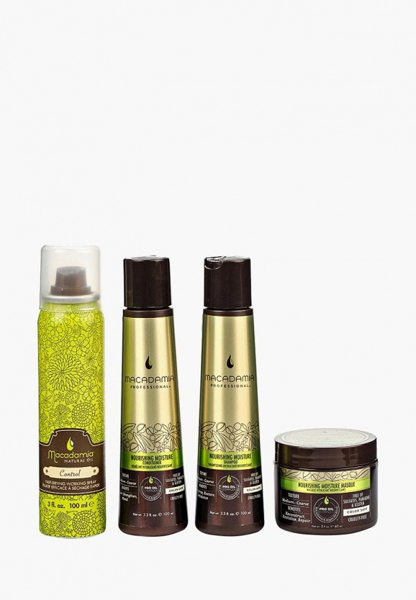 Купить Набор для ухода за волосами Macadamia Natural Oil, Prof 1, MA109LWOXB28, Осень-зима 2018/2019