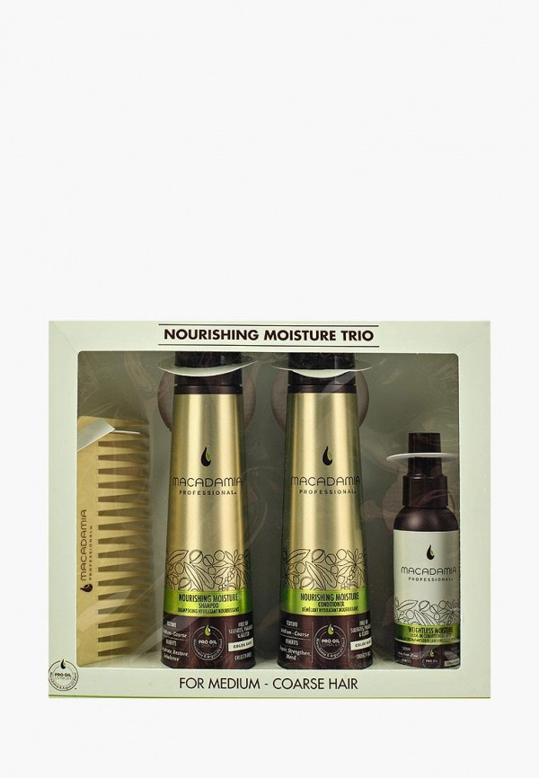 Набор для ухода за волосами Macadamia Natural Oil Macadamia Natural Oil MA109LWSJU58 macadamia natural oil окислитель 9% developer macadamia colors 1000мл