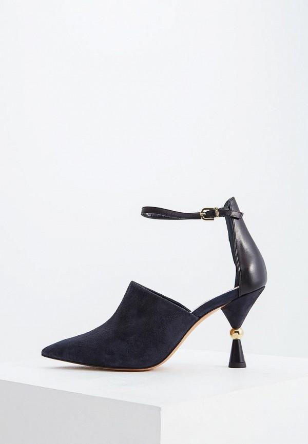 женские туфли max&co, серые
