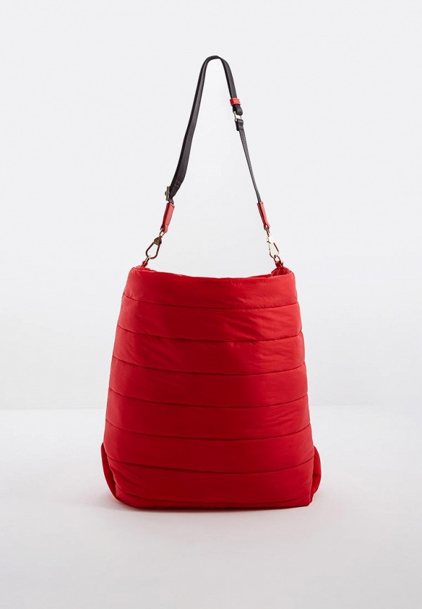 женская сумка max&co, красная