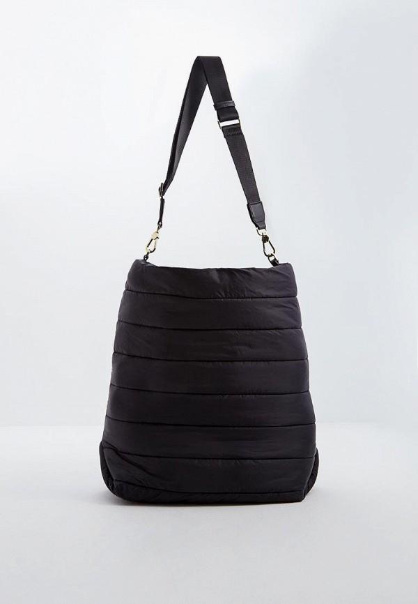 женская сумка max&co, черная