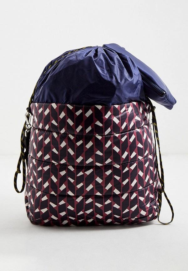 женская сумка-шоперы max&co, разноцветная