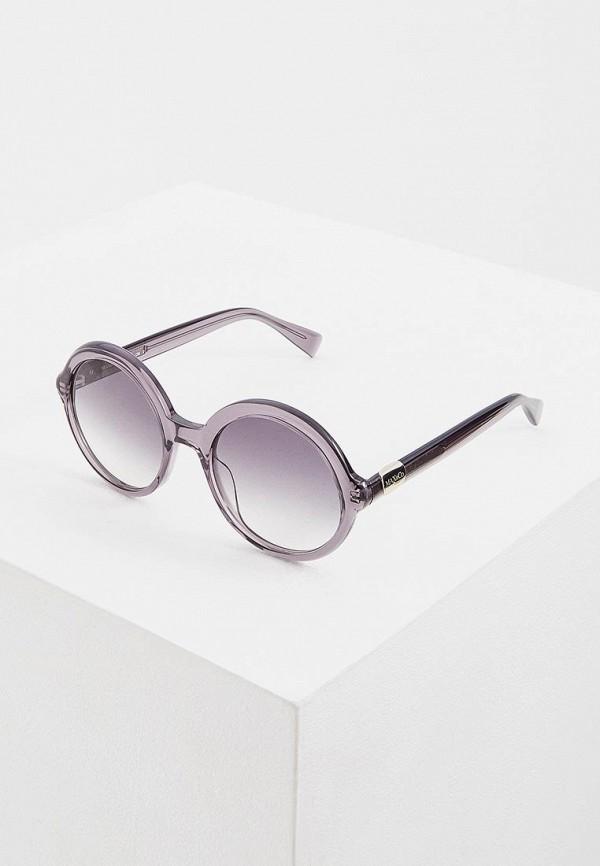 женские солнцезащитные очки max&co, серые