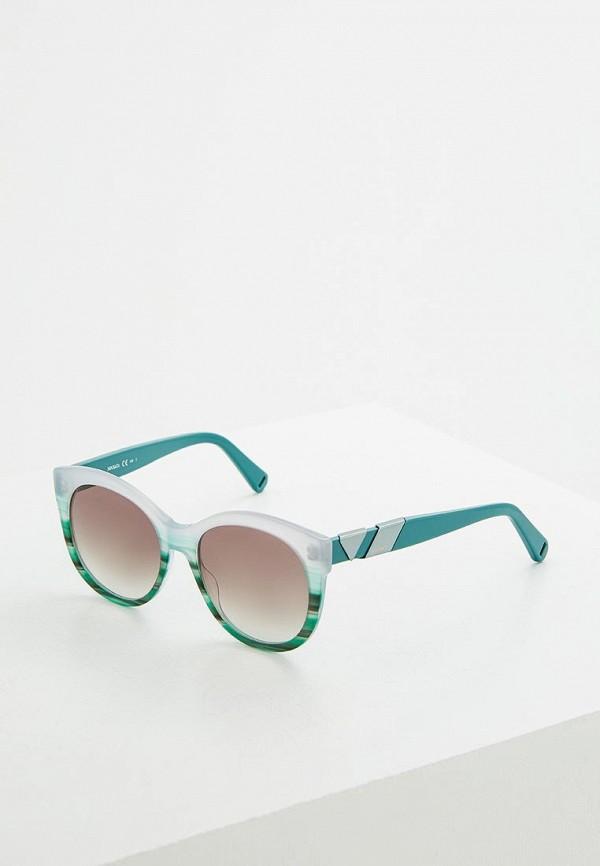 мужские солнцезащитные очки max&co, зеленые