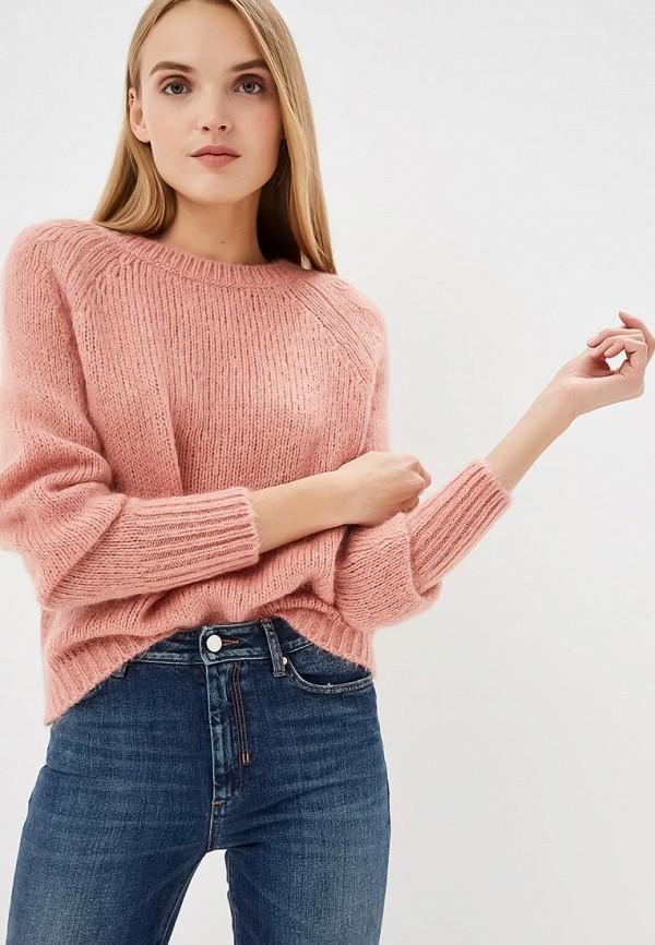 женский джемпер max&co, розовый