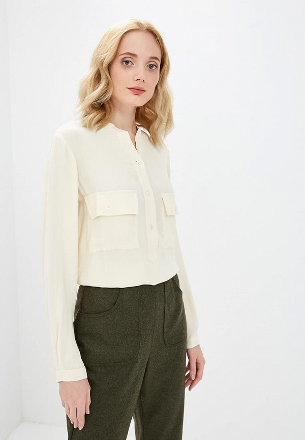 Купить Блуза Max&Co, ma111ewbyah3, белый, Осень-зима 2018/2019
