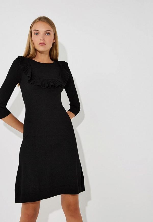 Купить Платье Max&Co, ma111ewbyan7, черный, Осень-зима 2018/2019