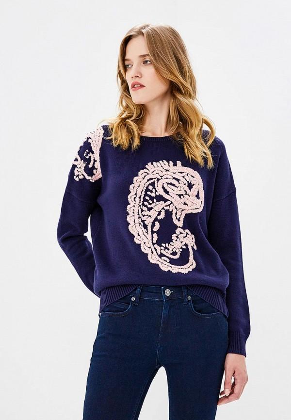Купить Джемпер Max&Co, ma111ewbyar3, синий, Осень-зима 2018/2019