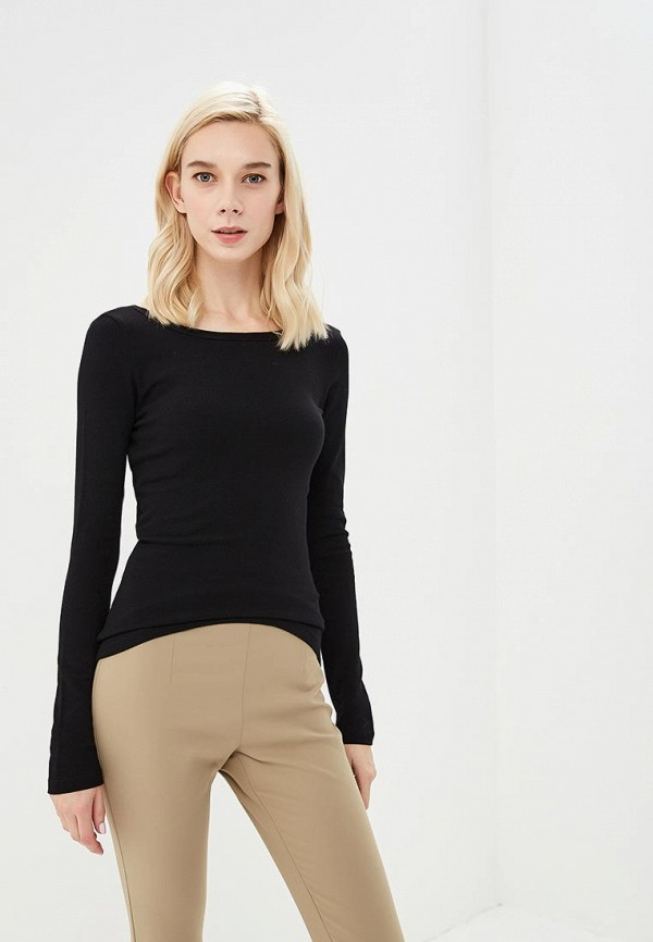 Купить Пуловер Max&Co, ma111ewbyav7, черный, Осень-зима 2018/2019