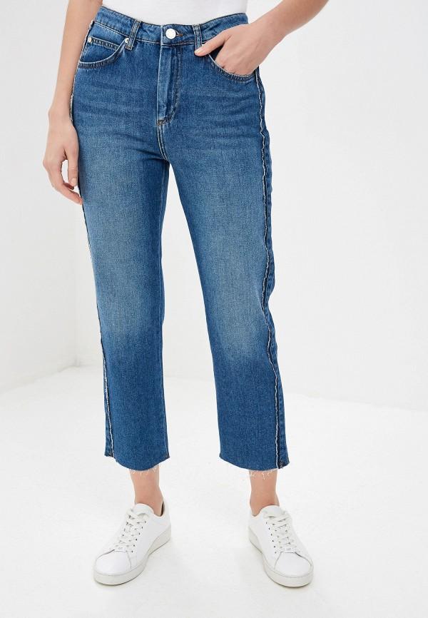 женские джинсы бойфренд max&co, синие