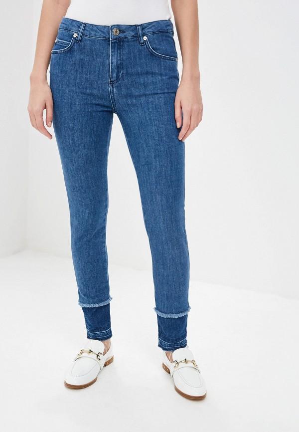 женские джинсы max&co, синие