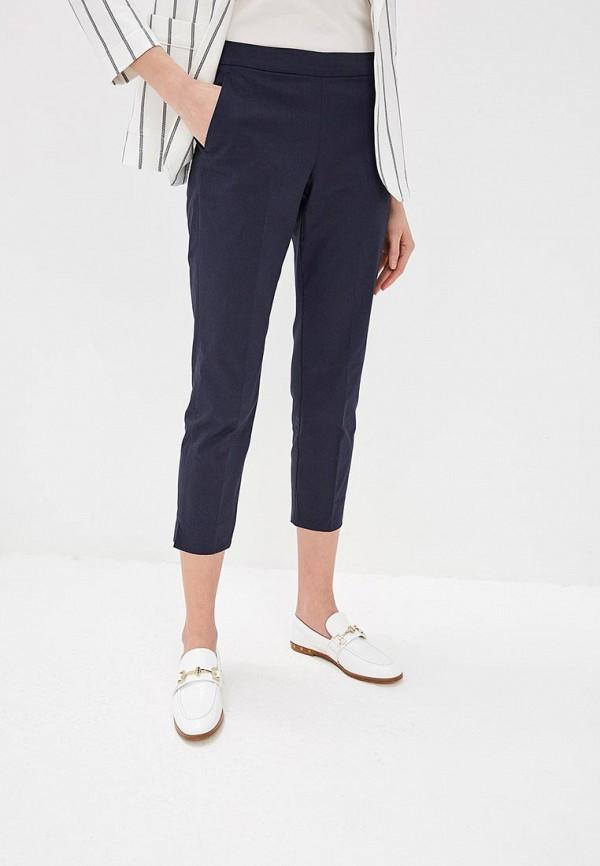 женские брюки max&co, синие