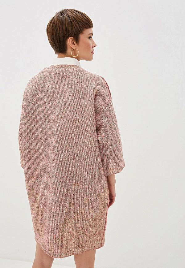 Фото 3 - Пальто Max&Co розового цвета