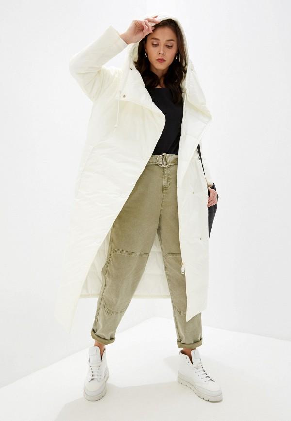 женская куртка max&co, белая