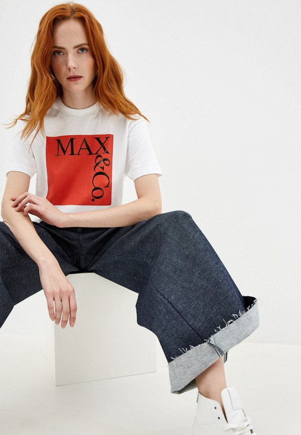 Футболка Max&Co