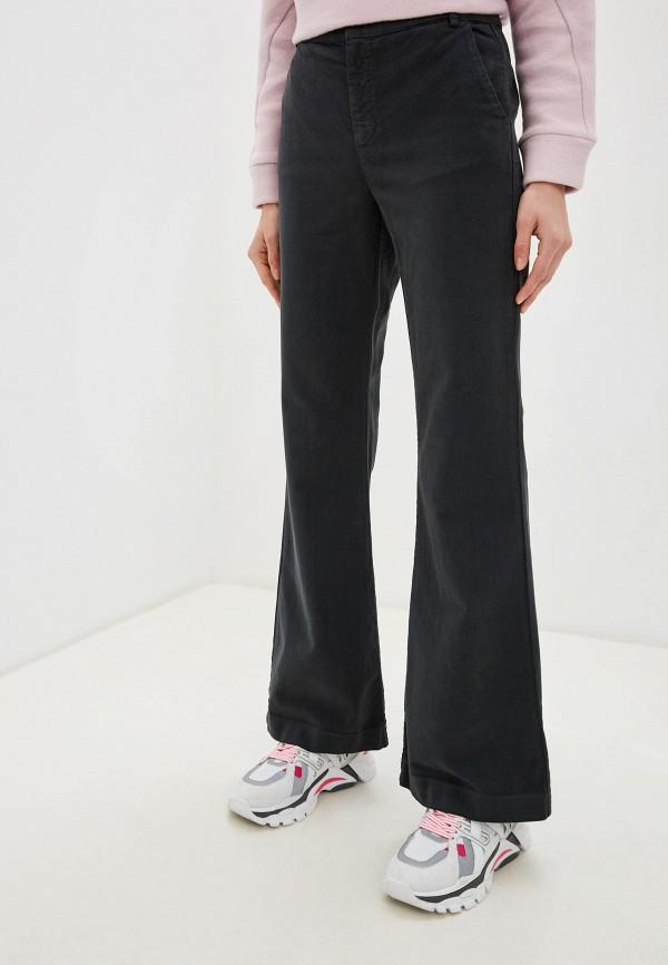 женские классические брюки max&co, серые