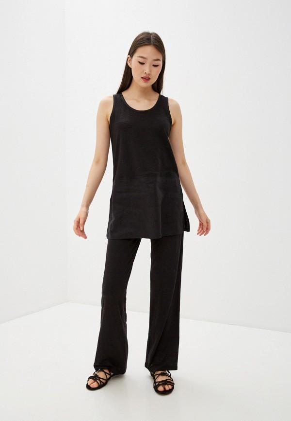 женский костюм max&co, черный