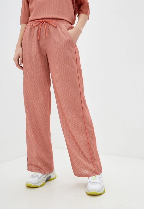 женские брюки max&co, розовые