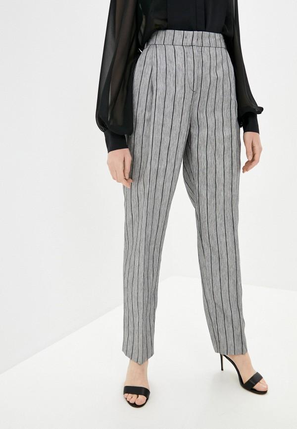 женские повседневные брюки max&co, серые