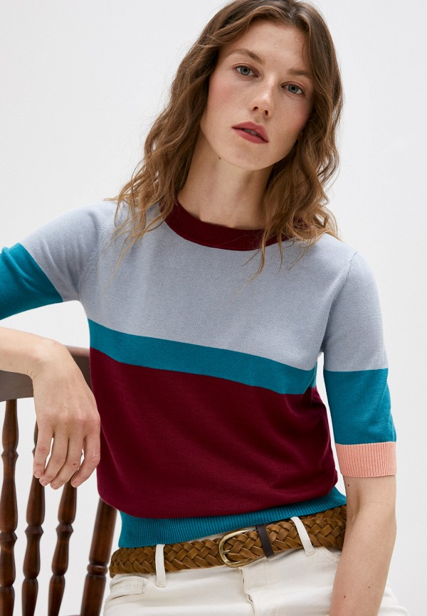 женский джемпер max&co, разноцветный