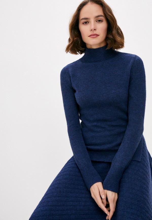 женская юбка max&co, синяя