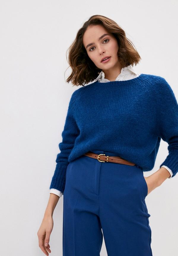 женский джемпер max&co, синий
