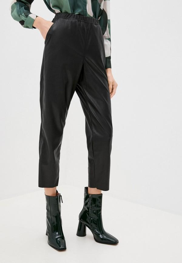 женские брюки max&co, черные