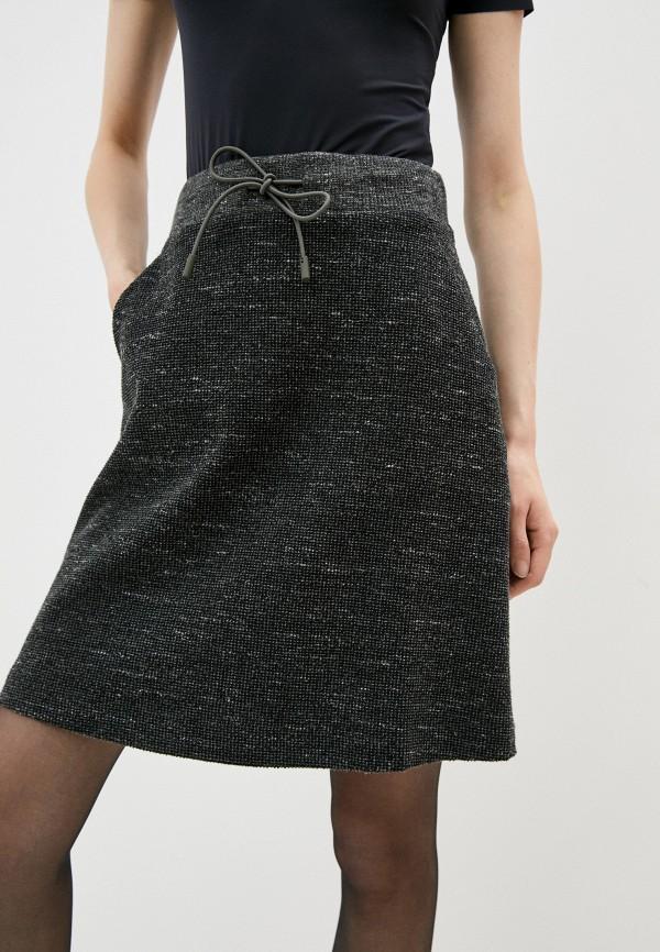 женская юбка max&co, серая