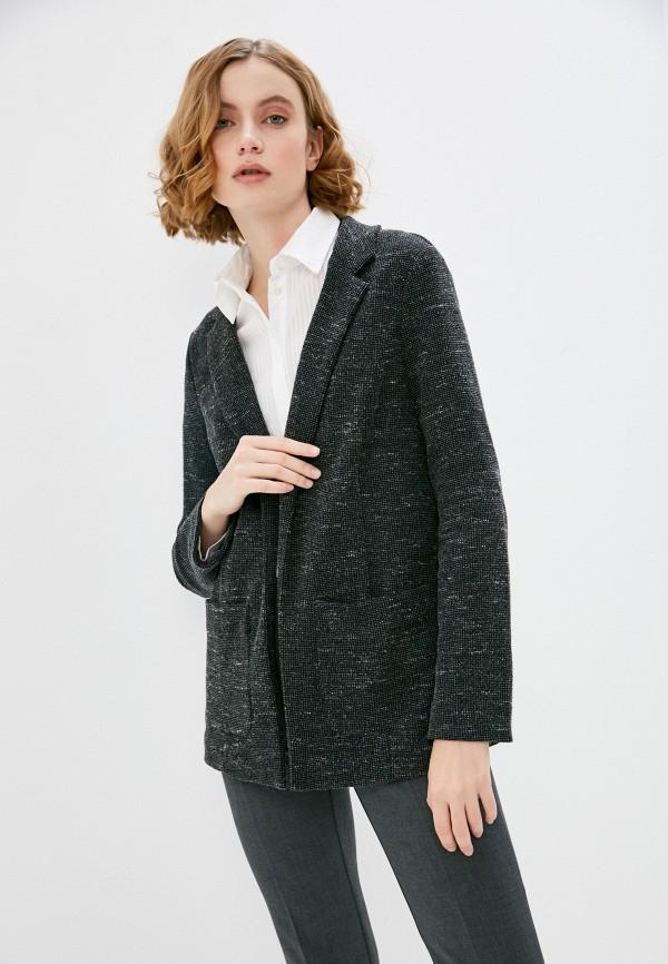 женский жакет max&co, серый
